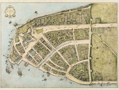 Колониальная история Нью-Йорка
