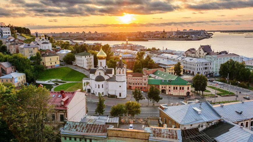 О Нижнем Новгороде с любовью!