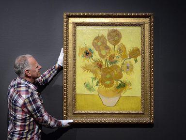 Шедевры музея Ван Гога