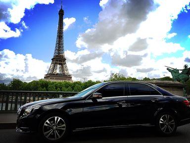 Трансфер «Аэропорт (Шарль де Голль/Орли) — Париж»