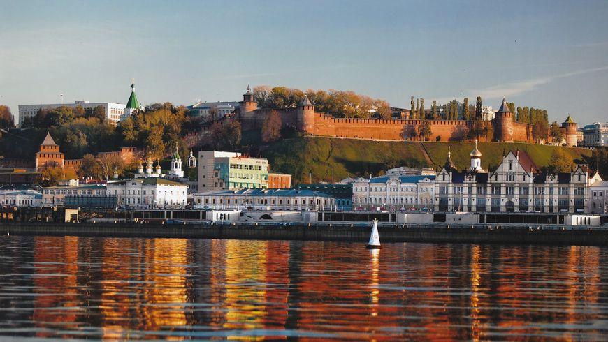 Нижний Новгород ОтиДо: намашине ипешком