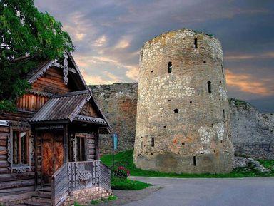 Псково-Печерский монастырь иИзборско-Мальская долина