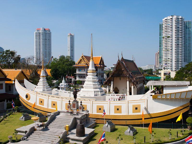 Контрасты Бангкока на авторской экскурсии
