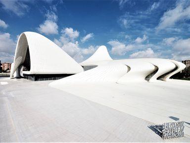 Баку старый и новый — архитектура и искусство