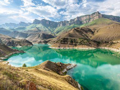 Эльбрус и озеро Гижгит за один день!