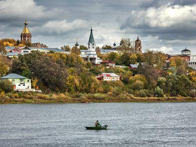 Из Рязани в Касимов — город двух культур