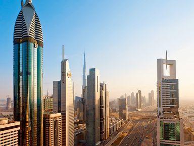 Весь Дубай за один день