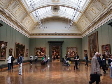 Экскурсия в Лондоне: Судьба и сокровища Национальной галереи