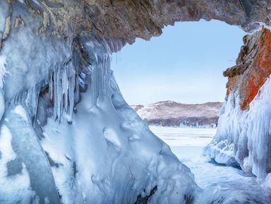 Два дня на зимнем Байкале