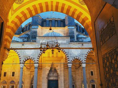 Из Стамбула — в старинный Эдирне!