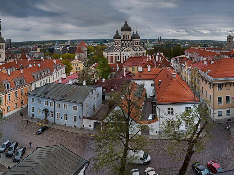 История Старого Таллина за два часа width=