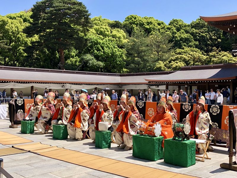 Храм Мэйдзи Дзингу— погружение висторию синтоизма