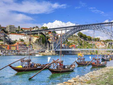 Путешествие из Лиссабона в Порту