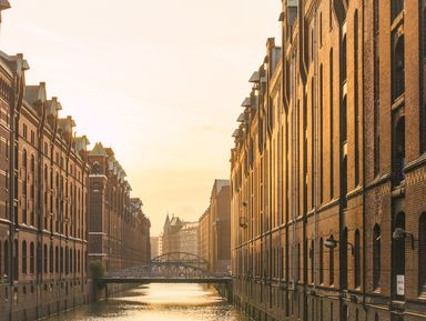 Кирпичная музыка Гамбурга