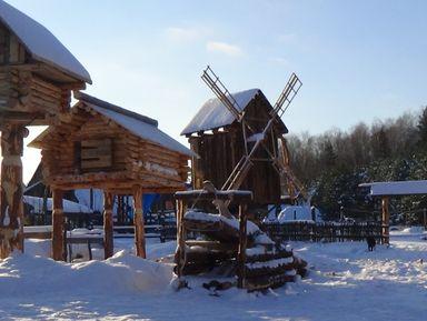 Традиции русской деревни в частном музее