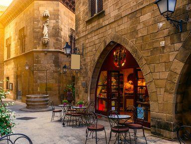 Душа Барселоны. Вкусно и интересно