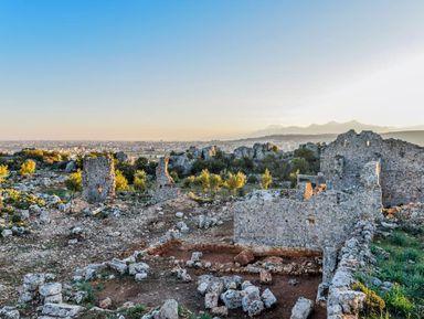 Из Антальи — в древний город Лирботон Коме!