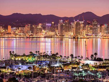Сан-Диего: символ процветающего Запада