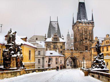 Прага: коротко оглавном