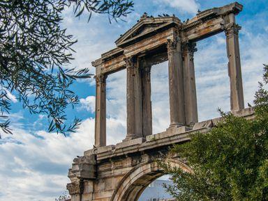 Афины: три тысячелетия затри часа