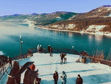 Тысяча иодна панорама Дивных гор