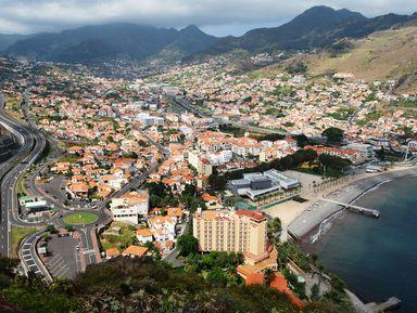Восточная часть острова Мадейра
