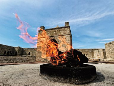 Азербайджан— магия огня