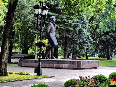 Ставрополь Михаила Лермонтова
