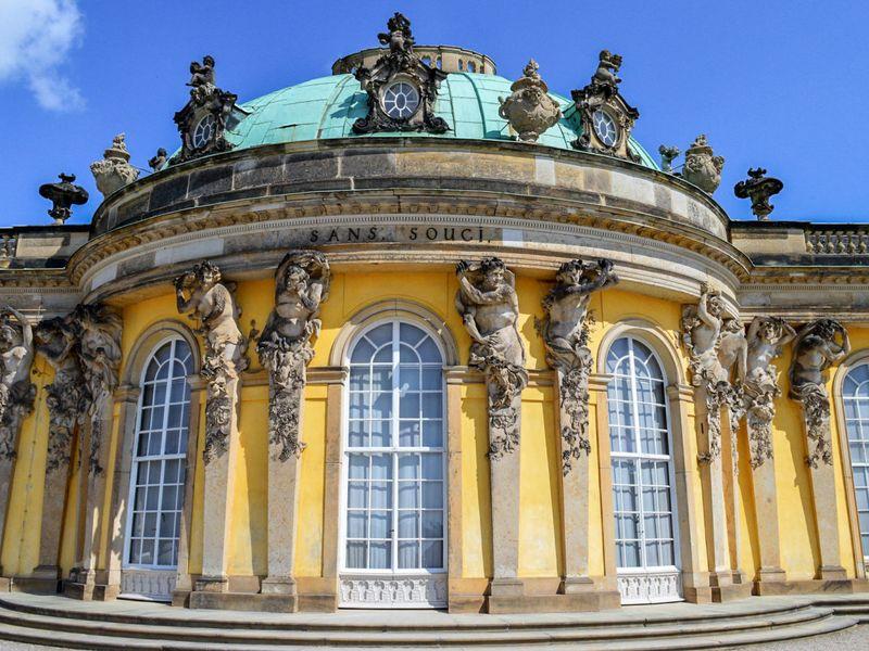 Потсдам: энциклопедия прусских королей