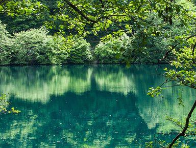 Голубые озера Кабардино-Балкарии