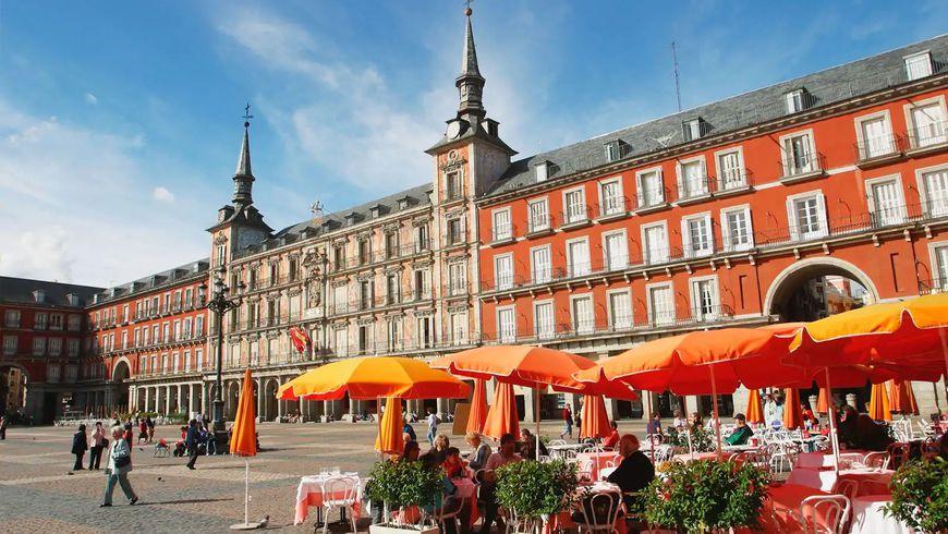 Мадрид — мозаика историй и легенд