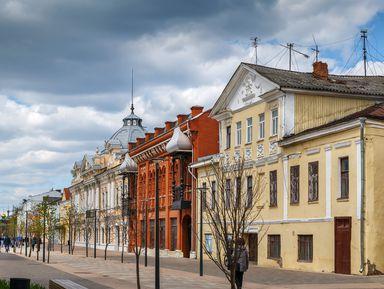 Тула иклассики русской литературы
