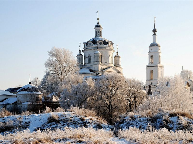 Боровск и Малоярославец. Два города — одна история