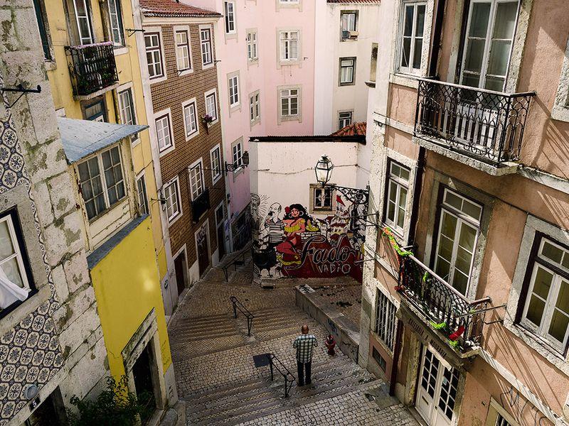 Онлайн-экскурсия «Истории старинного Лиссабона»
