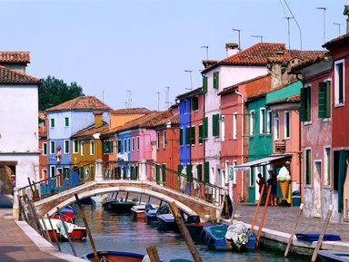 Венецианское трио: острова Мурано, Бурано и Торчелло