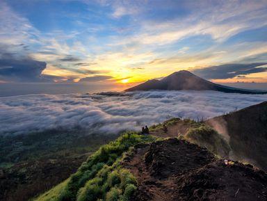 Джип-приключение на вулкане Батур