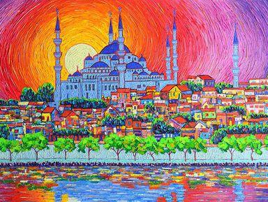 Молния: весь Стамбул за3часа!
