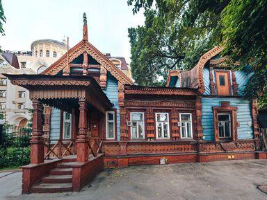 Колоритная Рязань: улочки Астраханской стороны