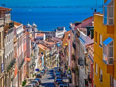 Трансфер + экскурсия: Лиссабон, Синтра и мыс Рока