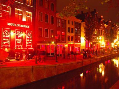 Запретный Амстердам. Свой человек