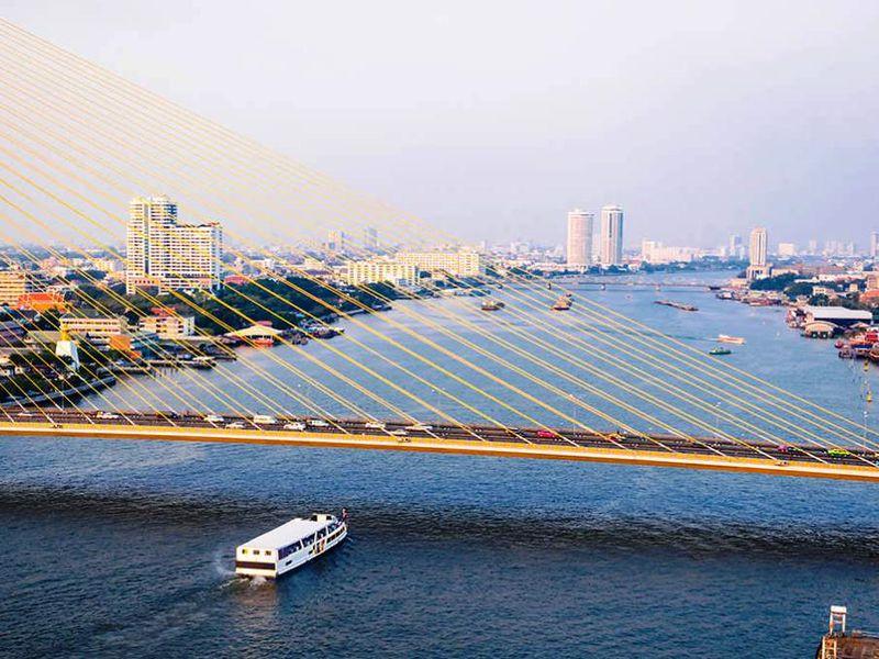 Экскурсия из Бангкока в Аюттайю с круизом по реке Чао Прайя