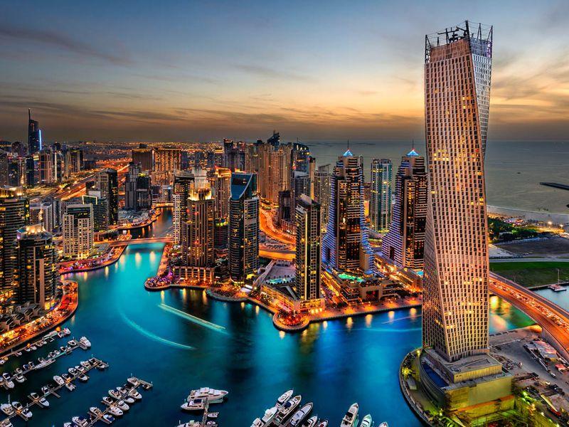 Экскурсия Влюбиться в Дубай за один день!