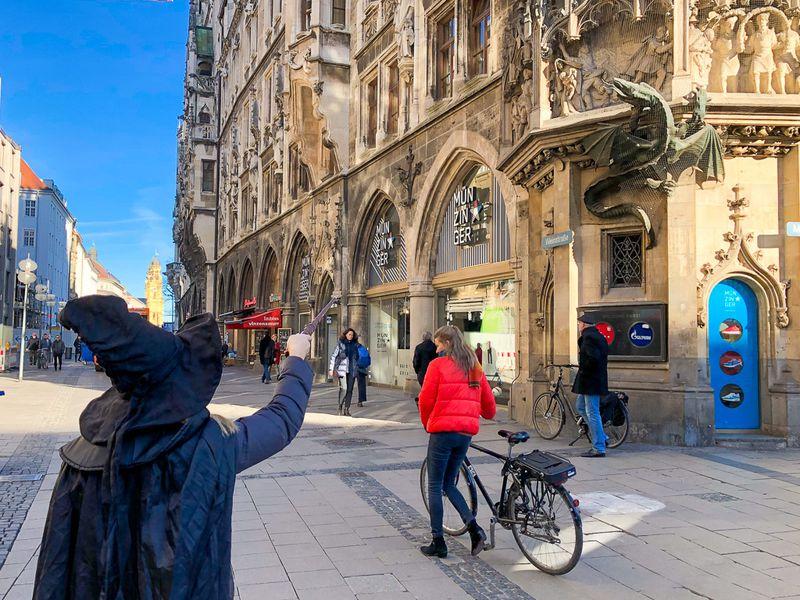 Фантастические твари Мюнхена: прогулка для детей