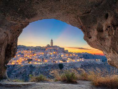 Секреты пещерного города