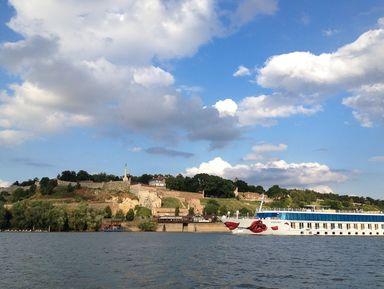 Между Европой и Балканами. Реки и мосты Белграда на катере
