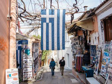 Афины как на ладони
