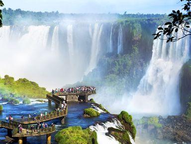 Водопады Игуаcу за один день!