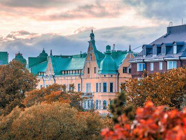 Самые красивые места Хельсинки