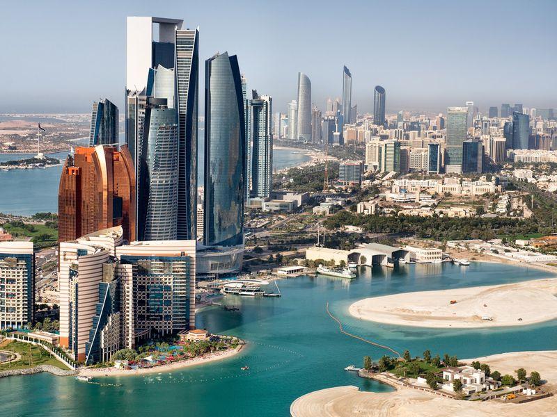 Экскурсия Вдохновляющий Абу-Даби