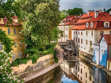 Прага глазами столетий: два маршрута